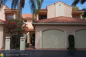 Photo of 6020 Verde Trl #107, Boca Raton, FL 33433 (MLS # F10169402)