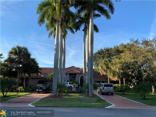 Photo of 7401 W Cypresshead Dr, Parkland, FL 33067 (MLS # F10214402)