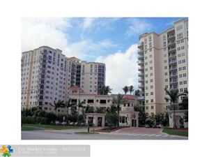 Photo of 19900 E Country Club Dr #918, Aventura, FL 33180 (MLS # F10168403)