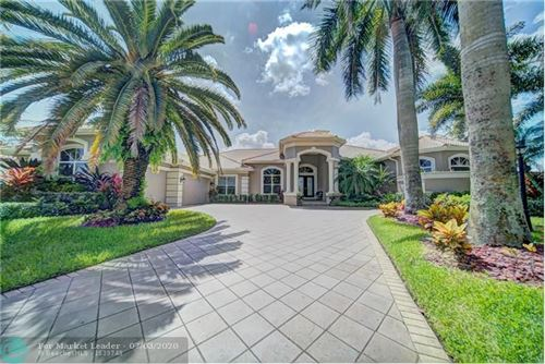 Photo of Listing MLS f10236403 in 7316 NW 127th Way Parkland FL 33076