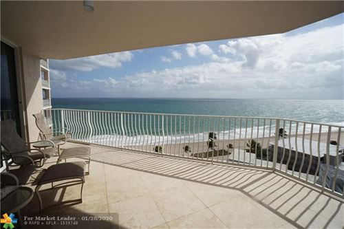 Photo of Listing MLS f10212404 in 1460 S Ocean Blvd #1101 Lauderdale By The Sea FL 33062