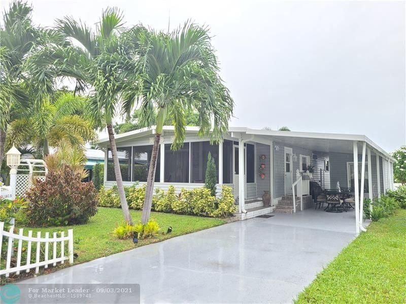 461 NW 51st St, Deerfield Beach, FL 33064 - #: F10299405