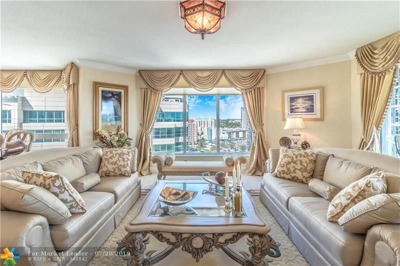 Photo of 411 N New River Dr #1801, Fort Lauderdale, FL 33301 (MLS # F10161406)