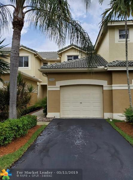 Photo for 2494 Cordoba Bnd, Weston, FL 33327 (MLS # F10175406)