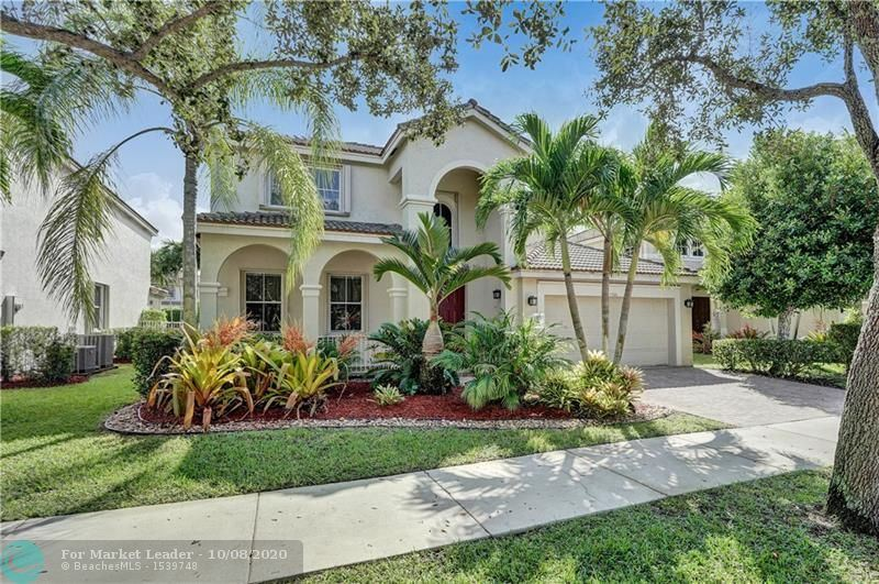 4366 Laurel Ridge Cir, Weston, FL 33331 - #: F10247406