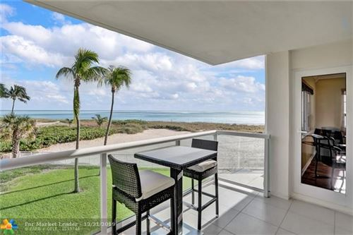 Photo of 6000 N Ocean Blvd #2B, Lauderdale By The Sea, FL 33308 (MLS # F10206407)
