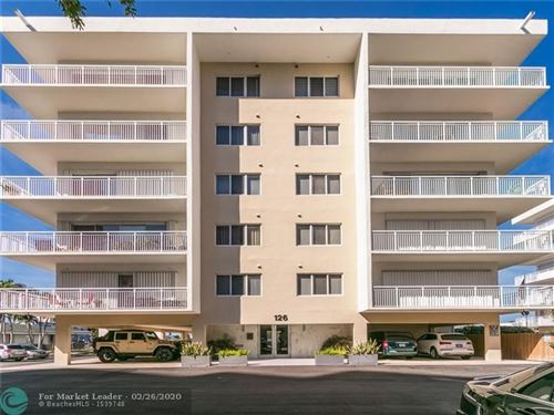 Photo of Listing MLS f10218407 in 126 Golden Isles Dr #23A Hallandale FL 33009