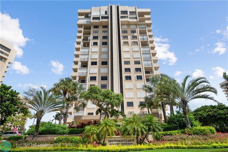 Photo of 5000 N Ocean Blvd #208, Lauderdale By The Sea, FL 33308 (MLS # F10300407)