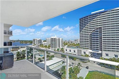 Photo of 336 N Birch Rd #11E, Fort Lauderdale, FL 33304 (MLS # F10305408)