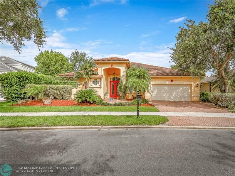 1248 Ginger Cir, Weston, FL 33326 - #: F10235408