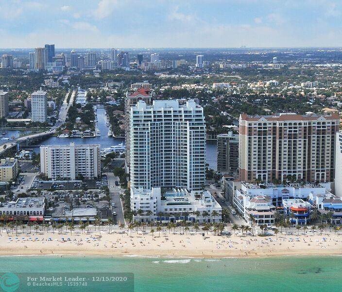 Photo of 101 S Fort Lauderdale Beach Blvd #1807, Fort Lauderdale, FL 33316 (MLS # F10257408)