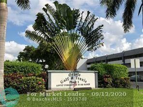 7797 Golf Circle Dr #202, Margate, FL 33063 - #: F10248409