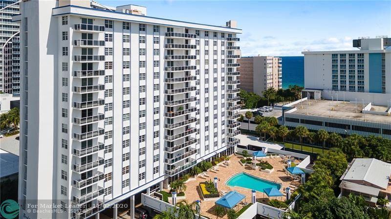 Photo of 336 N Birch Rd #4D, Fort Lauderdale, FL 33304 (MLS # F10254409)