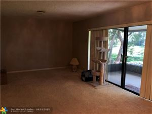 Tiny photo for 4959 NW 82nd Ave #4959, Lauderhill, FL 33351 (MLS # F10162410)