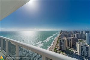 Photo of 1830 S Ocean Dr #4202, Hallandale, FL 33009 (MLS # F10165411)