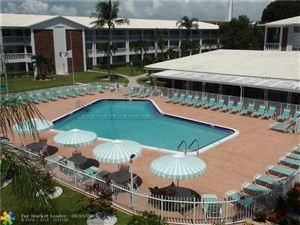 Photo of 5203 NE 24th Ter #B-114, Fort Lauderdale, FL 33308 (MLS # F10193411)