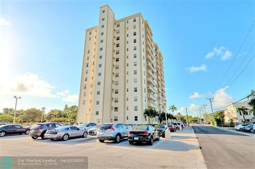 Photo of 900 NE 18th Ave #804, Fort Lauderdale, FL 33304 (MLS # F10223411)
