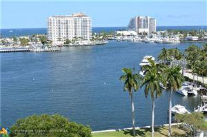 Photo of 2500 E Las Olas Blvd #1005, Fort Lauderdale, FL 33301 (MLS # F10180412)