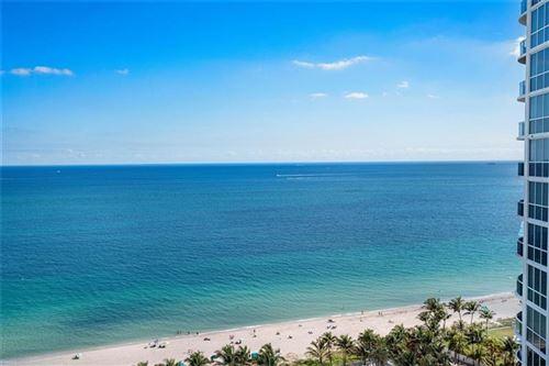 Photo of 3100 N Ocean Blvd #2001, Fort Lauderdale, FL 33308 (MLS # F10268412)