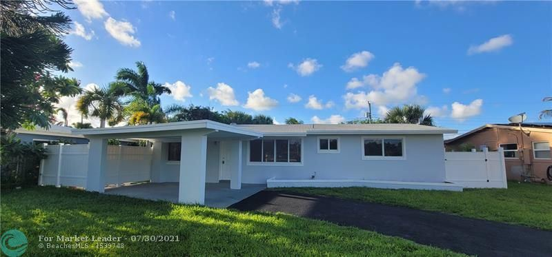 Photo of 3471 SW 18th St, Fort Lauderdale, FL 33312 (MLS # F10293412)