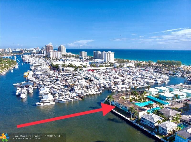 Photo for 3037 Harbor Dr #13, Fort Lauderdale, FL 33316 (MLS # F10147413)
