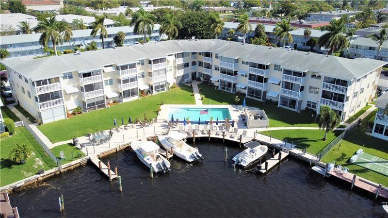 Photo of 700 Pine Dr #302, Pompano Beach, FL 33060 (MLS # F10250414)