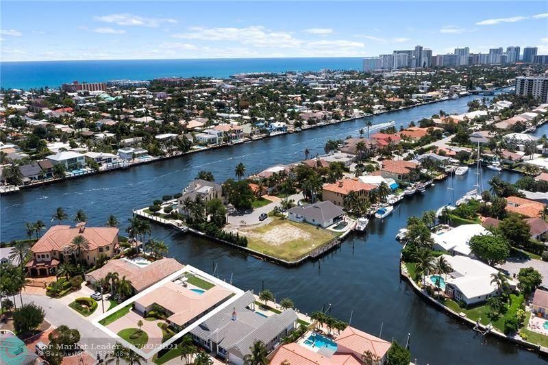 Photo of 3210 NE 56th Ct, Fort Lauderdale, FL 33308 (MLS # F10291414)