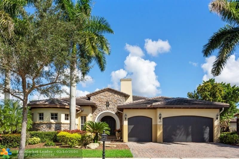 Photo for 12191 NW 73rd St, Parkland, FL 33076 (MLS # F10201415)