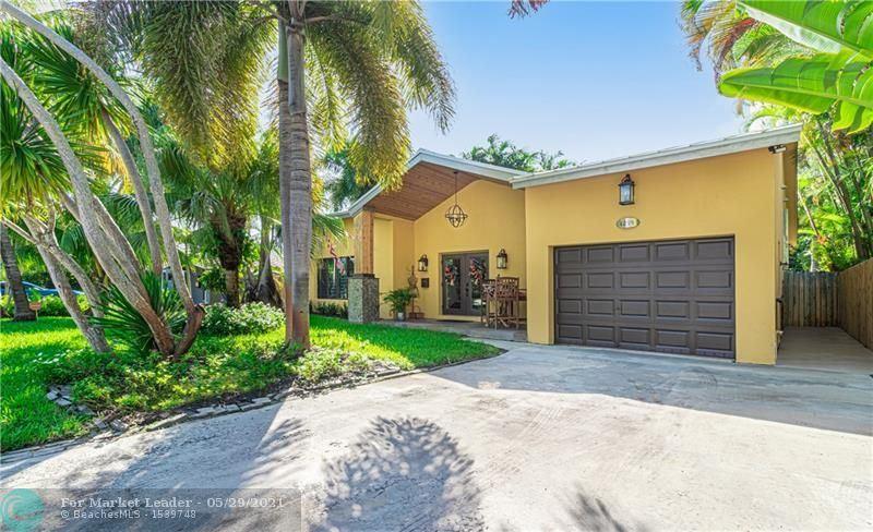Photo of 1219 NE 17th Terrace, Fort Lauderdale, FL 33304 (MLS # F10286416)