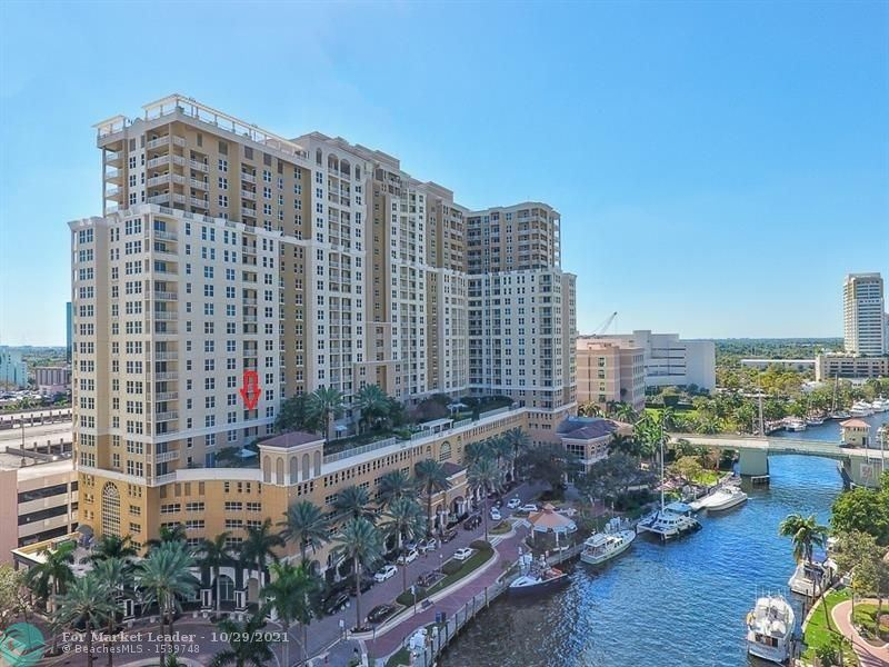 Photo of 511 SE 5th Ave #803, Fort Lauderdale, FL 33301 (MLS # F10301416)