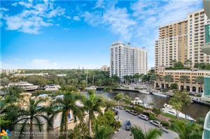 Photo of 347 N New River Dr #702, Fort Lauderdale, FL 33301 (MLS # F10142417)