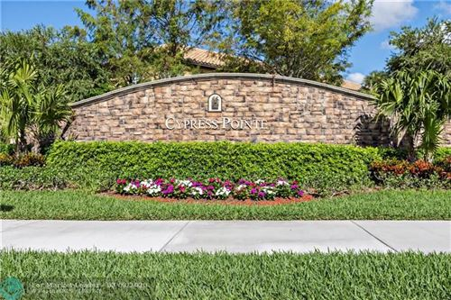 Photo of 8269 NW 127th Ln, Parkland, FL 33076 (MLS # F10219417)
