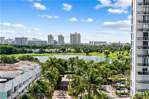 Photo of 20505 E Country Club Dr #938, Aventura, FL 33180 (MLS # F10303417)