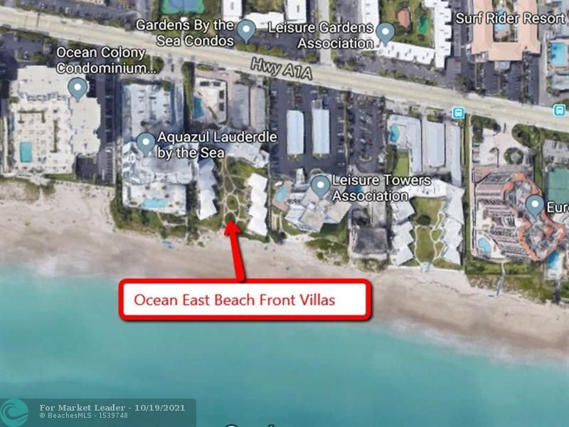 Photo of 1530 S Ocean Blvd #3, Lauderdale By The Sea, FL 33062 (MLS # F10302417)