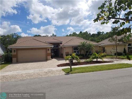Photo of 4320 NW 51st St, Coconut Creek, FL 33073 (MLS # F10222418)