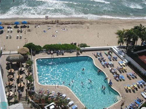 Photo of 4040 Galt Ocean Dr #919, Fort Lauderdale, FL 33308 (MLS # F10256418)