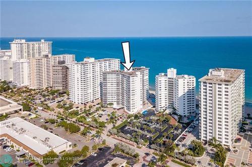 Photo of 3700 GALT OCEAN DR #1214, Fort Lauderdale, FL 33308 (MLS # F10257418)