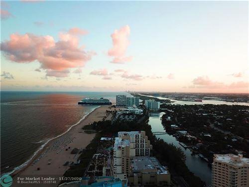 Photo of 2100 S Ocean Ln #703, Fort Lauderdale, FL 33316 (MLS # F10259418)