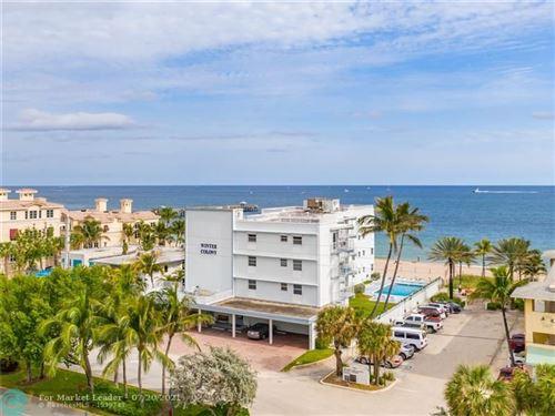 Photo of 4300 El Mar Dr #33, Lauderdale By The Sea, FL 33308 (MLS # F10293418)