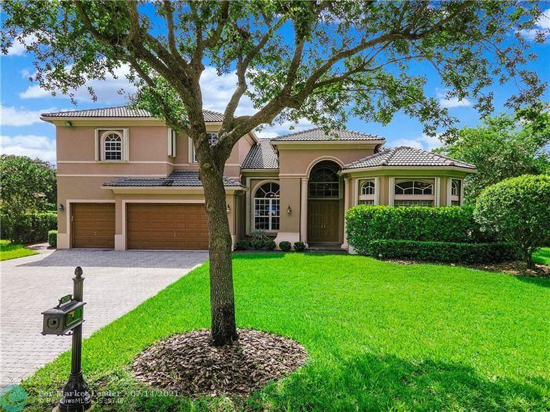 Photo of 9730 NW 63rd Pl, Parkland, FL 33076 (MLS # F10292418)