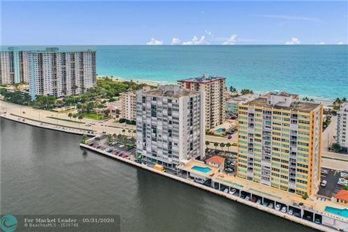 Foto de inmueble con direccion 1400 S Ocean Dr #508 Hollywood FL 33019 con MLS F10231419