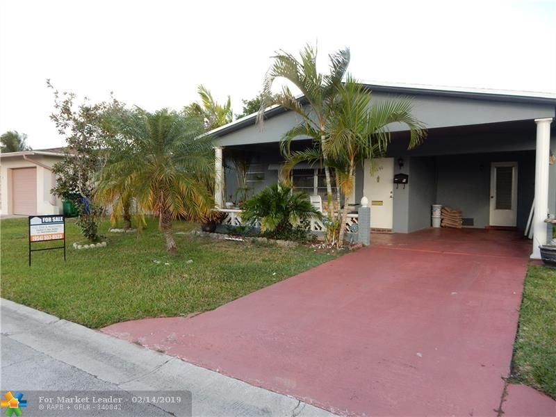 Photo for 1090 NW 67th Ave, Margate, FL 33063 (MLS # F10162419)
