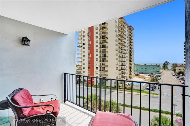 Photo of 1400 S Ocean Dr #508, Hollywood, FL 33019 (MLS # F10231419)