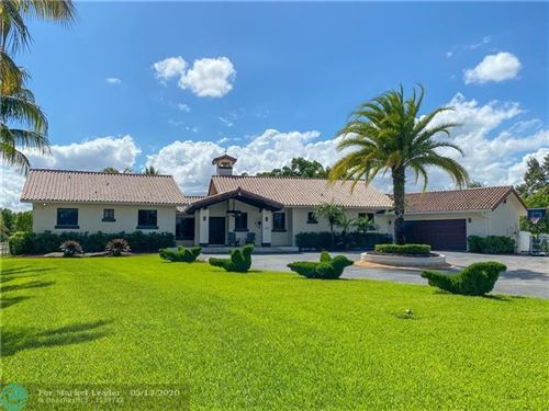 Photo of Listing MLS f10227420 in 4911 SW 173RD WAY Southwest Ranches FL 33331