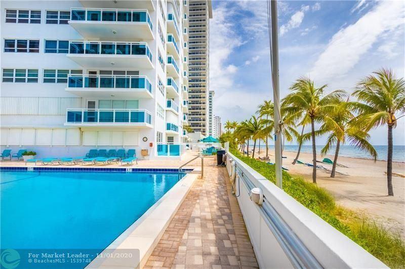 Photo of 3430 Galt Ocean #103, Fort Lauderdale, FL 33308 (MLS # F10256420)