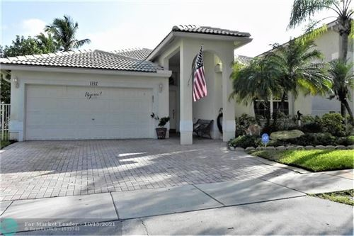 Photo of 1917 NW 169th Ave, Pembroke Pines, FL 33028 (MLS # F10303421)