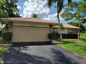 Photo of 11472 NW 41st St, Coral Springs, FL 33065 (MLS # F10198423)