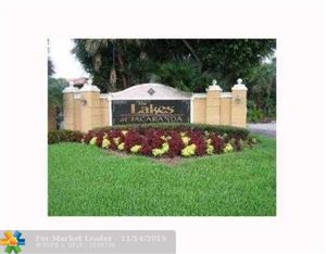 Photo of 10773 Cleary Blvd #210, Plantation, FL 33324 (MLS # F10192424)