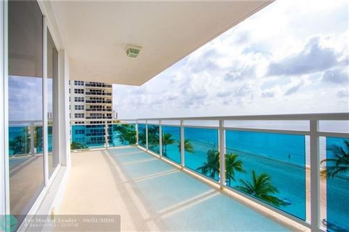 Photo of 3430 Galt Ocean Dr #506, Fort Lauderdale, FL 33308 (MLS # F10218424)