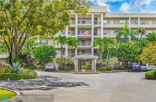 Photo of 804 Cypress Blvd #103, Pompano Beach, FL 33069 (MLS # F10301424)